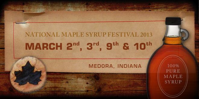 2013 National Maple Syrup Festival