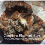 Campfire Elephant Ears